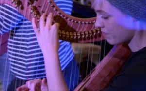 NDvdM Harp